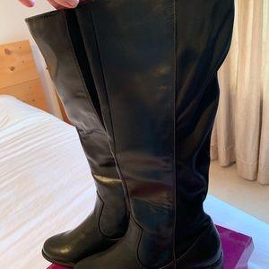 Women's boots Indie black stretch